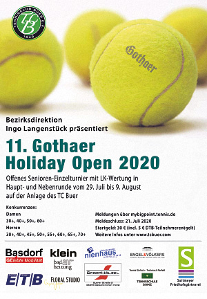 Holiday Gothaer Open
